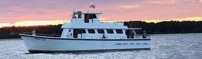 Deep Sea Charter Fishing Hilton Head | The Drifter
