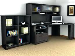 home office corner. Corner Desk For Computer Home Office Furniture Black Elegant Morgan S