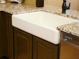 a front kitchen sink