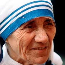 mother teresa a saint missionary of charity mother of the nation