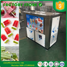 Popsicle Vending Machine Interesting Commercial Double Model Popsicle Machine Popsicle Stick Machine For