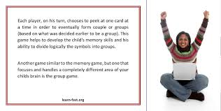 games for children how to develop their analytical skills using a games for children how to develop their analytical skills using a deck of cards