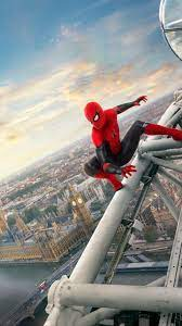 Android Wallpaper Spider-Man Far From ...