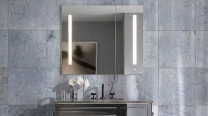 Wood Medicine Cabinet With Mirror Bathroom Recessed Wood Framed Medicine Cabinets Recessed