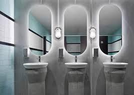 Image Vanity Mirror Contemporist Reasons Why You Should Have Backlit Mirror In Your Bathroom