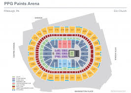 Ppg Paints Arena Concert Seating Chart Ppg Paints Arena Seating Chart Seating Chart
