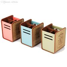 Decorative office supplies Mason Jar 2019 Wholesale Papeleria Vintage Novelty Pen Holder Desk Stationery Holder Decorative Plastic Containers Storage Box Plastic Pencil Pots From Williem Dhgatecom 2019 Wholesale Papeleria Vintage Novelty Pen Holder Desk Stationery