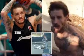 Delonte West 'attacked in middle of Washington highway ...
