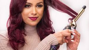 Hair Style Curling the right way to use a curling iron loral paris 8220 by wearticles.com