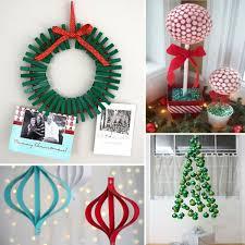 easy diy christmas room decorations. bastelideen christmas craft easy diy room decorations n