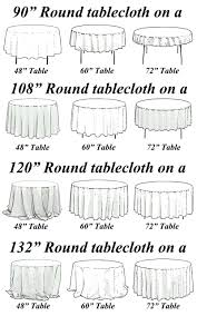 120 inch round tablecloth mething cloth fits what size table 70 x oval tablecloths 60