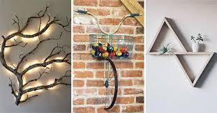 25 diy wall decor ideas homemade wall