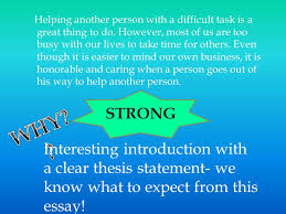 writing an expository essay ppt  16 helping
