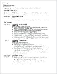 Psychology Resume Examples Interesting Resume Sample For Graduate School Resume New Graduate Psychology