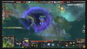 kdl tier1 global match set3 rave vs newbee dota2 esportstv