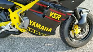 1990 yamaha ysr 50 restored no reserve ebay no reserve auction