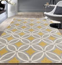 geometric area rugs contemporary