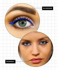 runway to real life spring makeup trends spring make up make up and white eye makeup