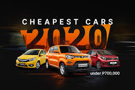 est cars under p700 000 in the
