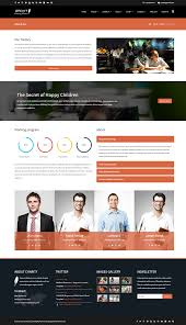 Ngo Templates Grant Charity Nonprofit NGO Joomla Template by ThemeLan 1