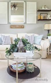 styling a living room with ikea