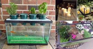 5 awesome ways to repurpose a fish tank old fish tank uses