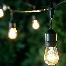 led yard lights backyard solar lights landscaping lights garden lights string bulbs outdoor string lights led