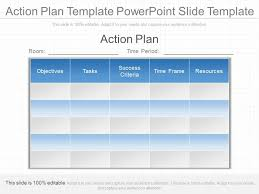 Action Plan Template Innovative Action Plan Template Powerpoint Slide Template