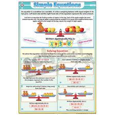 Nck Simple Equation Chart