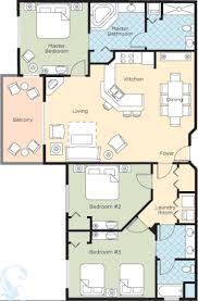 Wyndham Bonnet Creek Resort Fl 3 Bedroom Deluxe Vacation Als