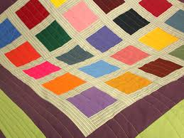 February 9 ~ Quilt of the Day | Sew Mama Sew & Color Block Quilt By Kirsty, Cast On Cast Off Adamdwight.com