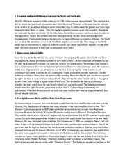 Civil War Essay Ap Us History Causes Of Civil War Essay Surfingmadonna Org