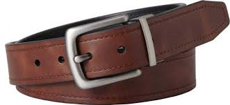 Fossil Women S Belt Size Chart Fossil Men Casual Brown Genuine Leather Belt Brown Price
