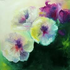 saatchi art artist anna lubchik painting flower oil painting on canvas original
