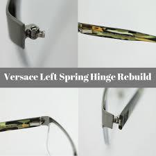 pin on versace glasses repair