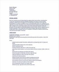 Phlebotomist Resume Examples Awesome 20 Objective For Job Resume ...