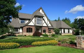 Home Design: High Roof From Tudor Style Homes Addopted Urban Roof Design -  Tudor Style