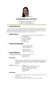 catherine resume edited