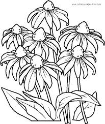 Coloring Pages Of Flowers And Butterflies Refinancemortgageratesco