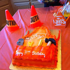 Jakes 3rd Birthday Home Depot Themed Every Boy Loves Tools Right