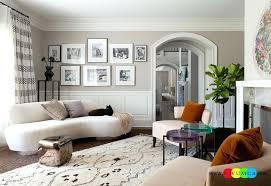 Rectangle Living Room Furniture Arrangement Side Decorating Small