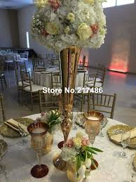 flower stands for weddings. aliexpress.com : buy wholesale beautiful tall metal flower vase gold paited stand wedding centerpiece for weddings decoration from reliable stands