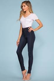 Best diy high waisted jeans outfits for women Denim Quick View Shop Priceless Bottoms Jeans