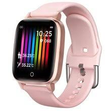 Sedentary Reminder <b>Smart Watch</b> With Charger Body Temperature ...