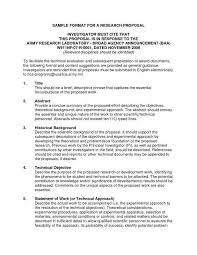 How To Develop A Research Proposal Fascinating Research Proposal Examples Template In 44 Pinterest Proposal