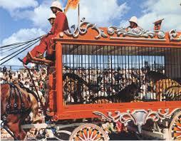 Circus Auto Parts Circus Postcards The Circus World Llc