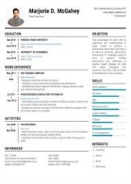 Cv Design Marketing 10 Heegan Times