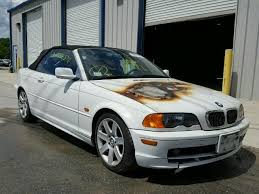 Auto Auction Ended On Vin Wbabs33441jy52640 2001 Bmw 325ci In Ma North Boston