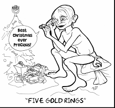Small Picture Lord Of The Rings Coloring Pages zimeonme