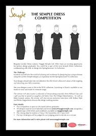 Fashion Design Competitions Uk The Semple Dress Competition The Future Fashion Future